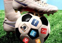 Influencia redes sociales en el deporte