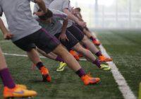 Entrenamiento de tecnificación fútbol