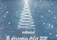 MiBalon te desea feliz 2020