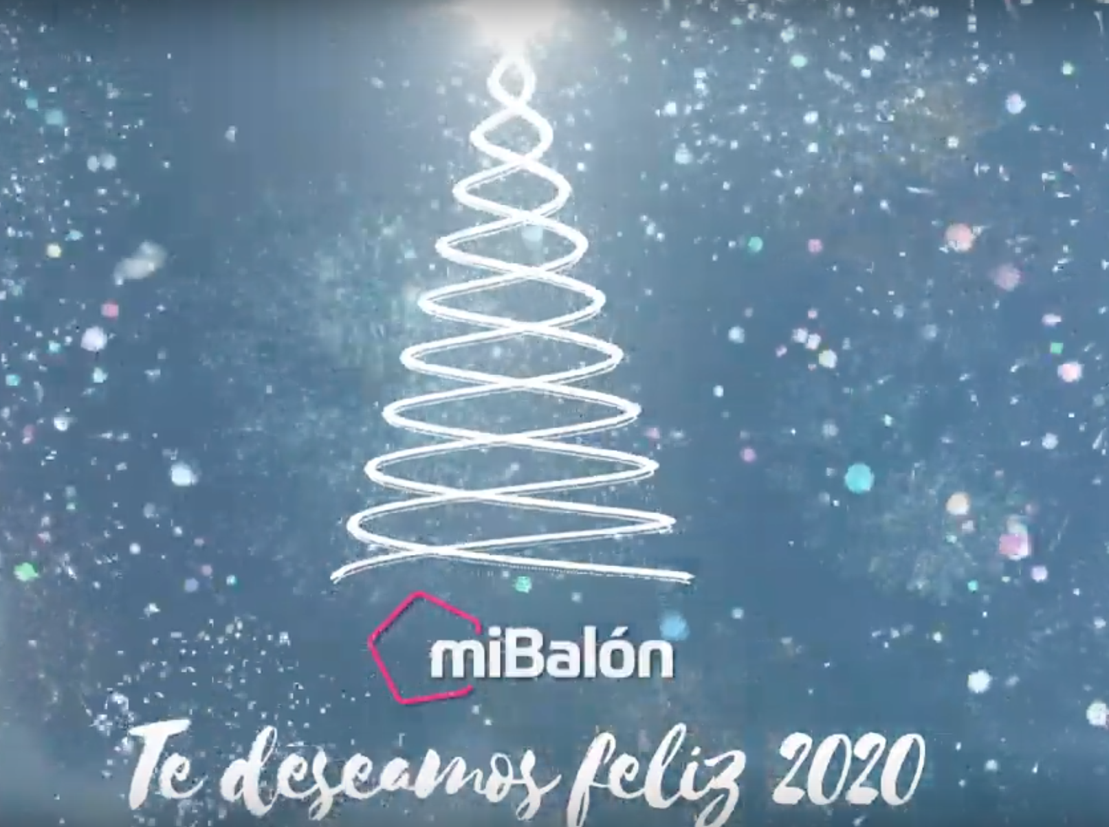 miBalón Sport Marketing Agency te desea feliz año 2020