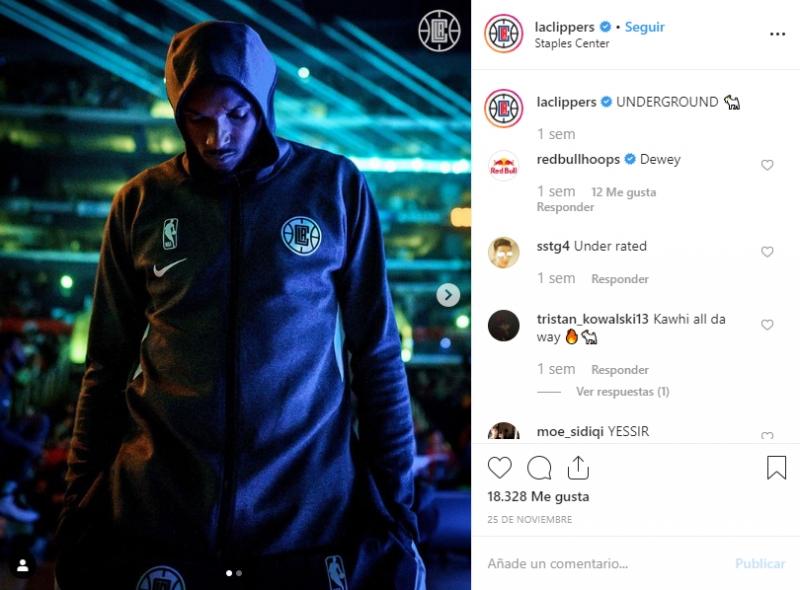 Instagram y marketing, Las estrellas del deporte usan Instagram para vender merchandising