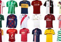 Patrocinio de camisetas de futbol