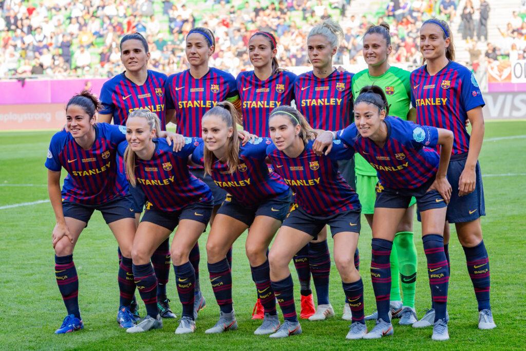 El marketing, clave en la profesionalización de la Liga de fútbol femenino