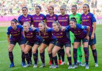FC Barcelona campeón de la Champions femenina